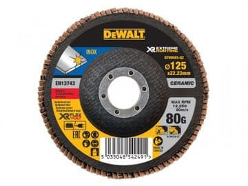 FlexVolt XR Flap Disc 125mm 80G
